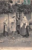 Limousin (87) - Lou Limousi - Lo Bourreyo Do Diomin - Danse Scènes Et Types - France