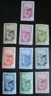 Réunion - YT 218 à 227 - Réunion (1852-1975)