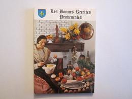 Recette Cuisine Les Bonnes Recettes Provençales Emilie Bernard 12 Cartes - Recettes (cuisine)