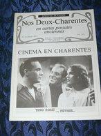 NOS DEUX CHARENTES EN CPA N° 34 / CINEMA STUDIO ROYAN  / SAINTES / ROCHEFORT / ROYAN / OLERON / SAUJON - Poitou-Charentes