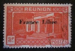 Réunion - YT 211 Obl - Réunion (1852-1975)