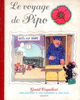 Enfantina : Le Voyage De Pipo Par Probst (ISBN 2010028937) - Hachette