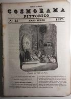 1837 COSMORAMA PITTORICO ANNO TERZO N° 45 PERÙ CARACAS HEIDELBERG TALETE SPAGNA ROSA DI GERICO Fascicolo Di 8 Pagine – C - Libri, Riviste, Fumetti