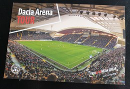 "CARTOLINA STADIO ""DACIA ARENA"" - UDINE, FORMATO 10X15 CM - Calcio"