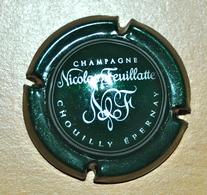 Capsule Champagne Nicolas Feuillate - Feuillate