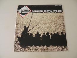 Dernier Matin D'Asie 1987 - (Titres Sur Photos) - Vinyle 45 T LP - 45 T - Maxi-Single