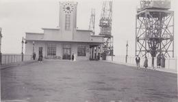 Photo Anonyme Vintage Snapshot Royan Gare Maritime Verdon - Lieux