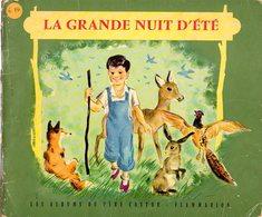 Enfantina (Les Albums Du Père Castor) : La Grande Nuit D'été Par Lida - Livres, BD, Revues