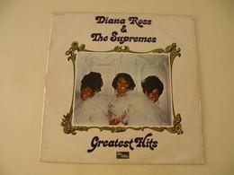 Diana Ross & The Supremes, Greatest Hits 1973  - (Titres Sur Photos) - Vinyle 33 T LP - Collectors