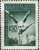 USED  STAMPS  Yugoslavia - Sport, Balkan Games - Ljubljana  -1947 - Unused Stamps
