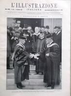 L'Illustrazione Italiana 4 Dicembre 1921 Diaz Emma Gramatica Asmara Arte Milano - Libri, Riviste, Fumetti