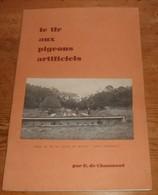 Le Tir Aux Pigeons Artificiels. E. De Chaumont.1933. - Chasse/Pêche