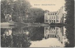 Halle (Zandhoven)    *  Halle-hof - Zandhoven