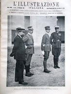 L'Illustrazione Italiana 18 Dicembre 1921 Manzoni Ojetti Rambaldo Berrini Milano - Libri, Riviste, Fumetti