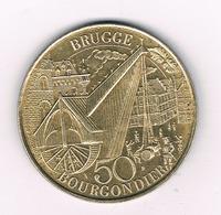 50 BOURGONDIER 1982 BRUGGE  BELGIE/2229/ - Belgique