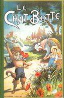 Jeunesse : Le Chat Botté Par Perrault Illustrations Fauron (ISBN 2864060027) - Livres, BD, Revues
