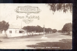 South Africa - Cape Town - Zuid Afrika - Kaapstad - Mafeking - Postoffice - 1913 - Zuid-Afrika