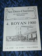 NOS DEUX CHARENTES EN CPA N° 37 / ROYAN PARC VALLIERES / SAINTES / ROCHEFORT / ROYAN / OLERON / SAUJON - Poitou-Charentes