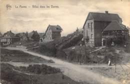 La Panne - Villas Dans Les Dunes. -  1920 - ( STAR) - De Panne