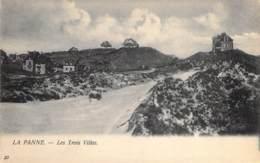 La Panne - Les Trois Villas. - De Panne