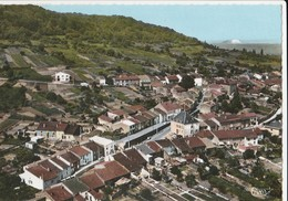 CPSM  57 MARANGE  VUE GENERALE  AERIENNE - France