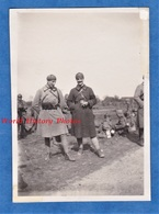 Photo Ancienne Snapshot - GRIESHEIM - Portrait De Militaire Français , Voir Uniforme & Casque , Un Du 171e Régiment - Guerre, Militaire