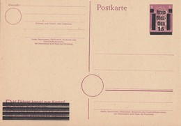 SBZ Aufbrauch-GS Minr.PB 893II Postfrisch - Sowjetische Zone (SBZ)