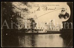 Postcard / CPA / ROYALTY / Belgique / België / 1905 / Koning Leopold II / Roi Leopold II / Exposition Universelle - Zonder Classificatie