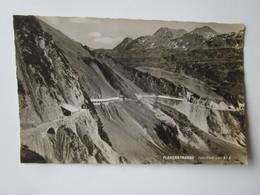 Flexenstrasse Arlberg. Foto Risch-Lau 375 - Postmarked - Autriche