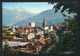 MONTHEY - Ed. MARCEL ROUGE . SUISSE - VS Valais