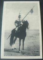SCIUM - BALSCI DI CAVALLERIA - Erythrée