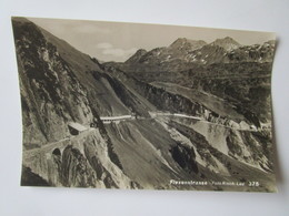 Flexenstrasse Arlberg. Foto Risch-Lau 375 - Vierge - Autriche