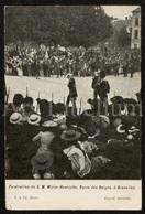 Postcard / CPA / ROYALTY / Belgique / België / Koning Leopold II / Roi Leopold II / Bruxelles / Funéraille Reine / 1902 - Personnages Célèbres