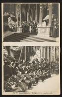 Postcard / CPA / ROYALTY / Belgique / België / Belgium / Koning Leopold II / Roi Leopold II / 1905 / Unused / Laken - Laeken