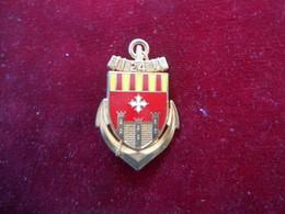 INSIGNE 38 GRPT DE CAMP 24 RI  FAB DLST - Army