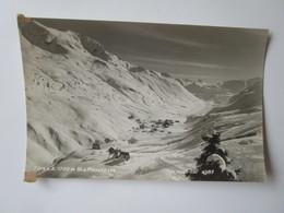Zurs A.A. 1720 M Bl.Z.Flexenpass. Foto Risch-Lau 4507 Dated 1955 - Zürs