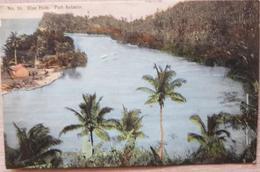 Jamaica Blue Hole Port Antonio 1907 - Postcards