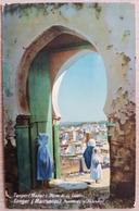 Maroc Tanger 1927 - Tanger