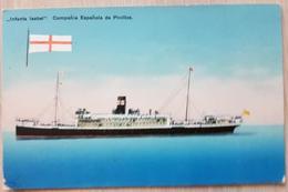 The Ship Infanta Isabel - Postcards