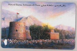 PHONE CARD - OMAN (E44.4.3 - Oman