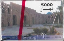 PHONE CARD - NEW -IRAK (E44.28.4 - Iraq
