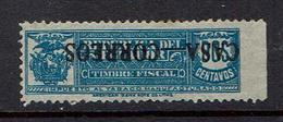 ECUADOR...EARLY YEARS,,.inverted Overprint - Ecuador