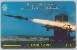 PHONE CARD - FALKLAND (E44.31.1 - Falklandeilanden