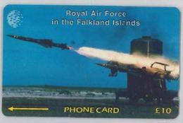 PHONE CARD - FALKLAND (E44.31.4 - Falklandeilanden