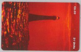PHONE CARD - ISLE MAN (E44.36.3 - Man (Eiland)
