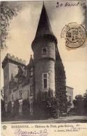 24   Château De Prat Prés  BELVES - Trés Ancienne - Frankrijk