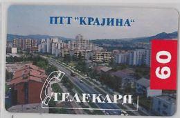 PHONE CARD - BOSNIA ERZEGOVINA (E44.36.5 - Bosnië