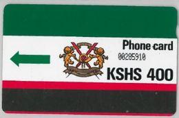 PHONE CARD - KENIA (E44.36.7 - Kenia