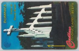 PHONE CARD - DOMINICA (E44.37.5 - Dominica