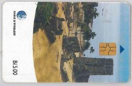 PHONE CARD - PANAMA (E44.37.6 - Panama